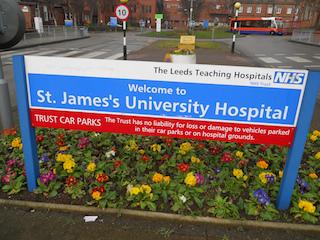 St. James' Hospital Leeds