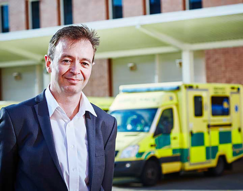 Professor Ian Kirkpatrick of Warwick Business School says his findings call into question many assumptions about general managers in the NHS