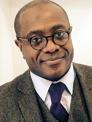 Consultant surgeon Raymond Anakwe: 'We prioritise and decide who needs to be seen face-to-face and when they need to be seen. It enables us to manage the workload more efficiently.'
