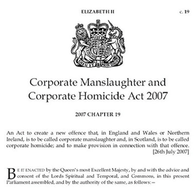 Manslaughter Act