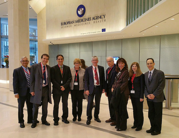 uropean Medicines Agency staff
