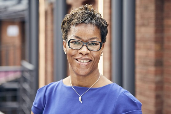 NHS England & NHS Improvement community care improvement adviser Yvonne Richards