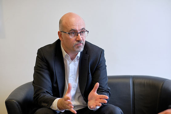 Greater Manchester health and care chief Jon Rouse