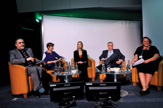 Conference panel picture
