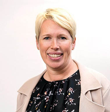 King's Fund director of leadership Suzie Bailey