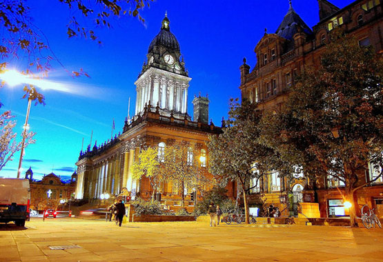 Leeds: the city will host MiP's North Summit on 12 June